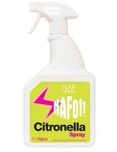 NAF CITRONELLA SPRAY 750 ML.