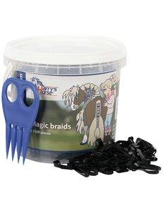 Harry's Horse Magic braids, pot