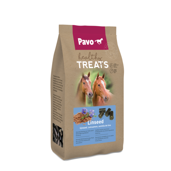 Pavo Pavo Healthy Treats Lijnzaad 12 x Z1