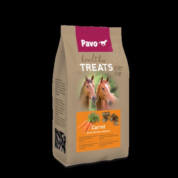 Pavo Pavo Healthy Treats Carrot 12 x Z1