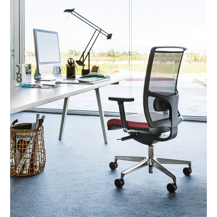 Ergonomisch instelbare stoelen