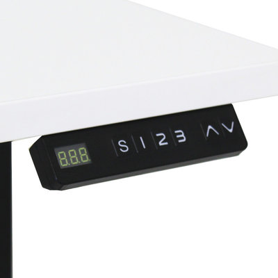MN Premium Plus Zit Sta Elektrisch Bureau Min 61 Max 126 cm