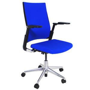 Ahrend 2020 Bureaustoel Kobalt Blauw