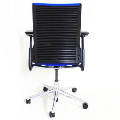 Ahrend 2020 Bureaustoel Kobalt Blauw Hoge Rug