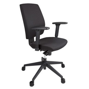 Sedia Verde TT2 Basic Bureaustoel Zwart