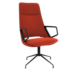 Artifort Zuma High Back Design Fauteuils Oranje