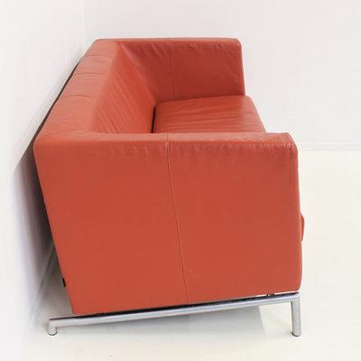 Montis Kubik Design Bank Leder
