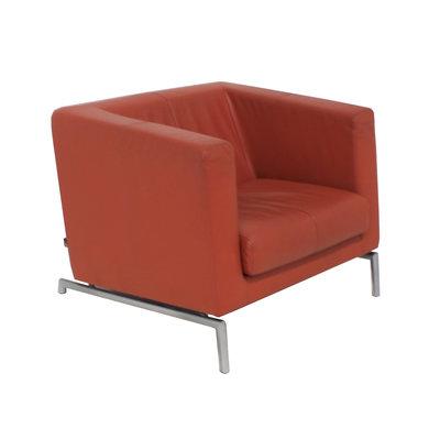 Montis Kubik Design Fauteuil Leder