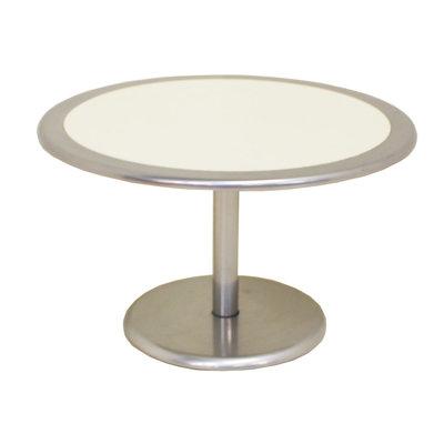 Kartell Design Salontafel Zilvergrijs Wit