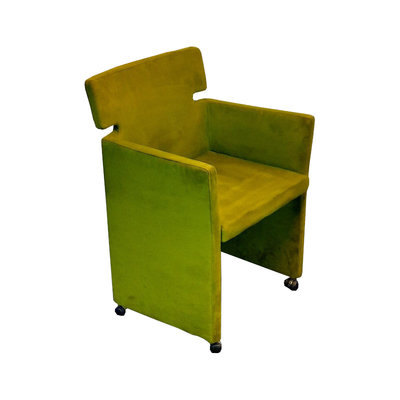 Artifort Key Verrijdbare Design Stoel Groen