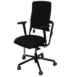 Grahl Xenium 3D Bureaustoel Zwart Zwart Nieuw!