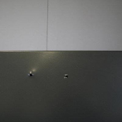 Ahrend Roldeurkast Antraciet Zwart 195 x 120 x 45 B-Keus