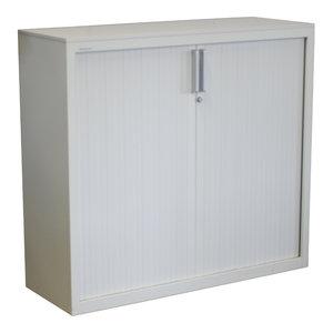 Steelcase Roldeurkast Wit 111 x 120 x 43