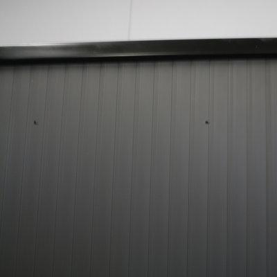 Ahrend Roldeurkast Zwart 195 x 120 x 45 B-Keus