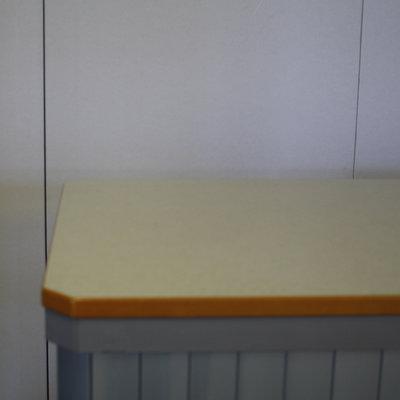 Gispen Octa Roldeurkast Zilvergrijs Zilvergrijs 137 x 120 x 50