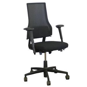 BMA Axia 2.5 Bureaustoel Netweave Zwart