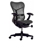 Herman Miller Mirra 2 Graphite Triflex Rug Bureaustoel