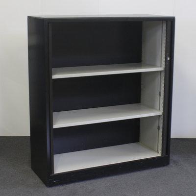Ahrend Roldeurkast Zwart Zwart Zwart 140 x 120 x 45 B-KEus