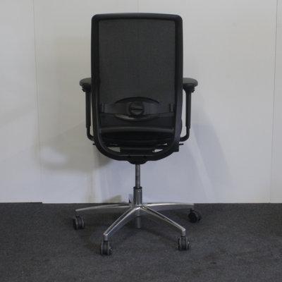Combideal Simple Elektrisch Zit Sta Bureau + Aero 3 Bureaustoel