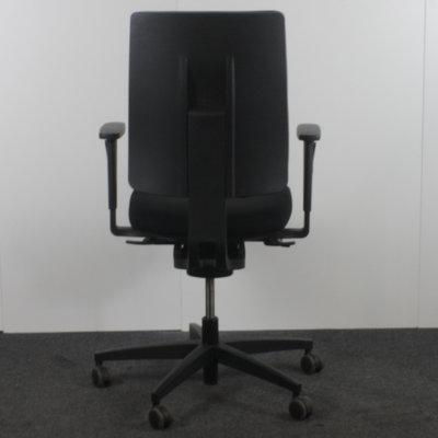 Viasit Bureaustoel Zwart Zwart NPR1813