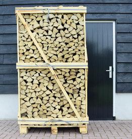 Haagbeuk ovengedroogd | grote krat 25 cm blokken