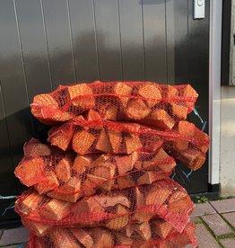 Eikenhout ovengedroogd  5 netzakken