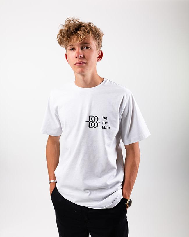 be the fibre be the fibre, T-shirt, Off-White