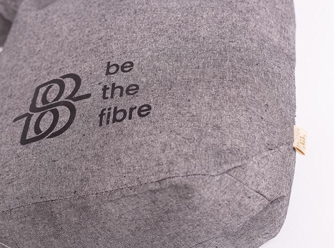 be the fibre be the fibre, Buideltas, Ritssluiting