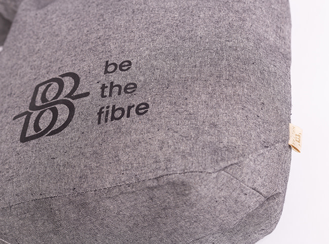 be the fibre Wim buideltas, Ritssluiting