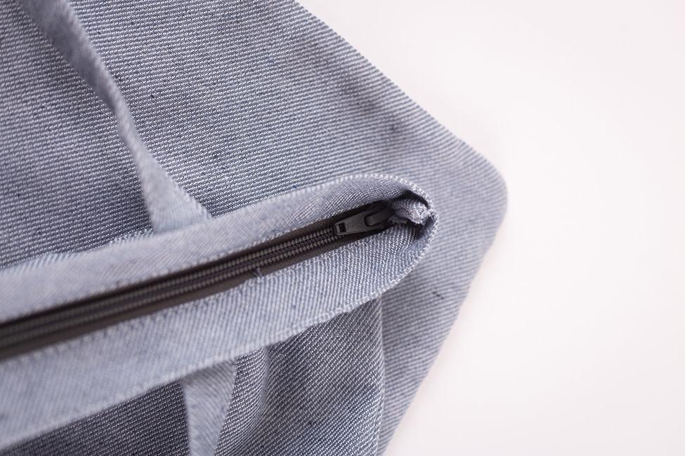 be the fibre be the fibre, Shopper Small, Denim Classic