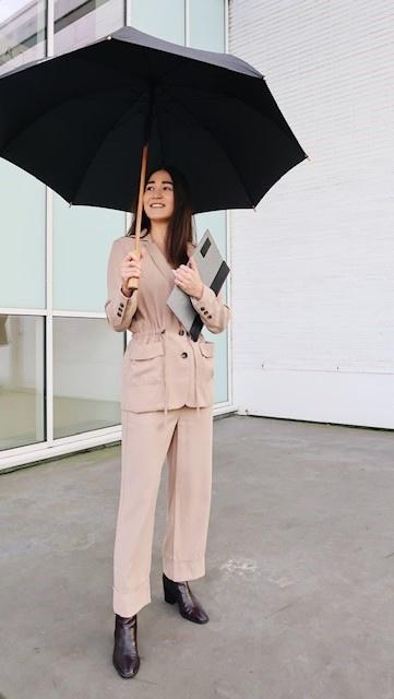 be the fibre Sofia paraplu, Large Paraplu