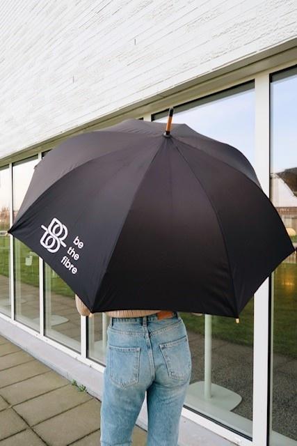 be the fibre be the fibre, Large Paraplu