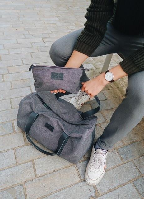 be the fibre be the fibre Accessoires Soof Bag