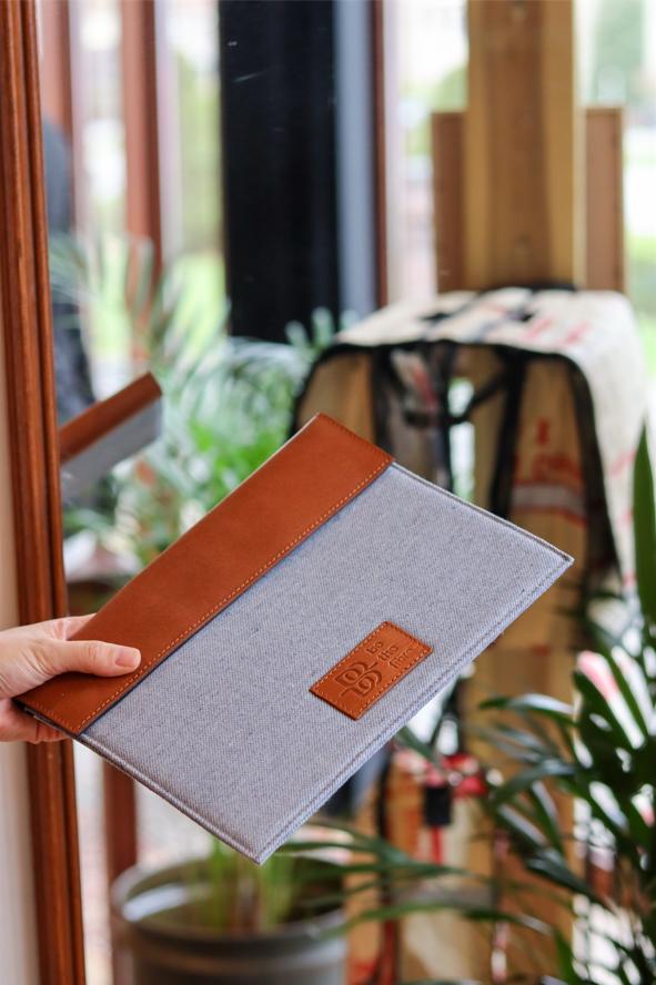 be the fibre Niels tablet beschermhoes, iPad
