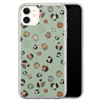 iPhone 11 siliconen hoesje - Baby leo