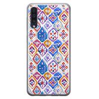 Samsung Galaxy A50/A30s siliconen hoesje - Boho vibe