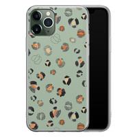 iPhone 11 Pro Max siliconen hoesje - Baby leo