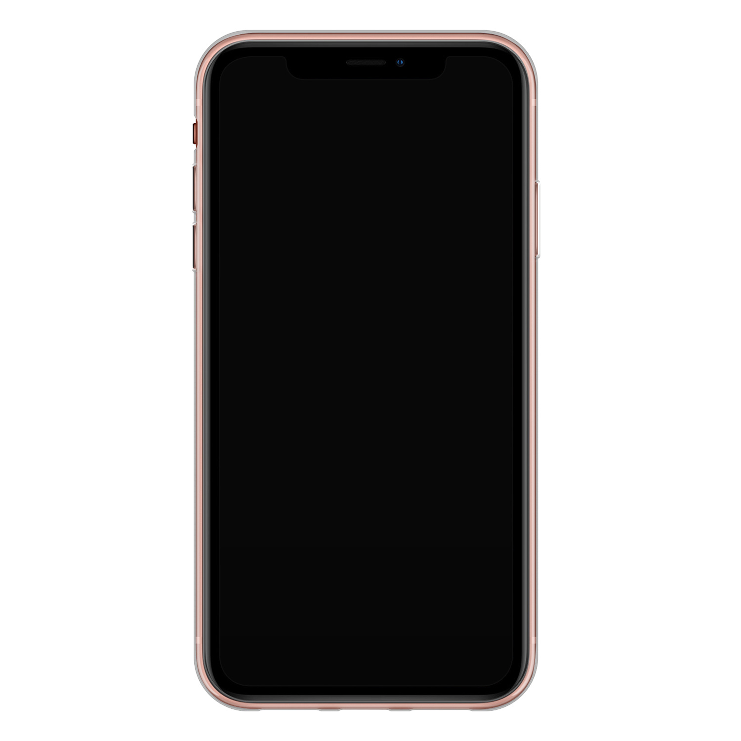 iPhone XR siliconen hoesje - Chocoladereep