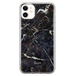 Leuke Telefoonhoesjes iPhone 11 siliconen hoesje ontwerpen - Marmer mix