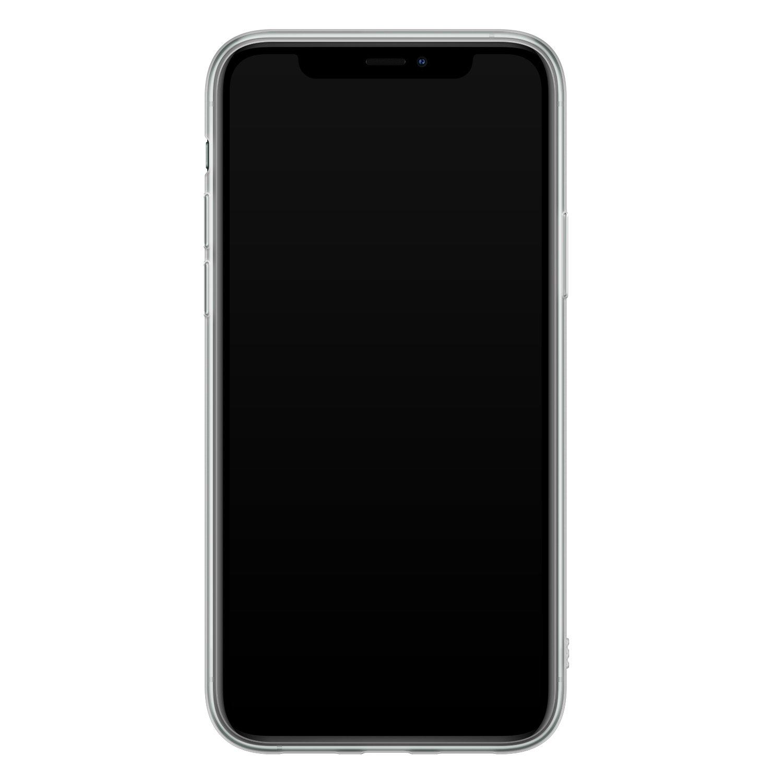 iPhone 11 Pro siliconen hoesje ontwerpen - Night lights