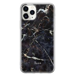 Leuke Telefoonhoesjes iPhone 11 Pro Max siliconen hoesje ontwerpen - Marmer mix
