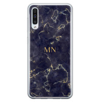 Samsung Galaxy A50/A30s siliconen hoesje ontwerpen - Night lights