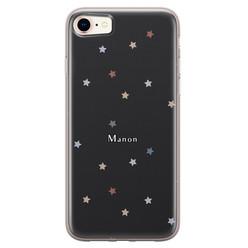 iPhone 8/7 siliconen hoesje ontwerpen - Starry night