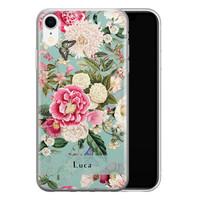 Leuke Telefoonhoesjes iPhone XR siliconen hoesje ontwerpen - Blooming