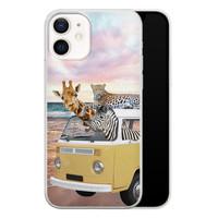 iPhone 12 siliconen hoesje - Wanderlust
