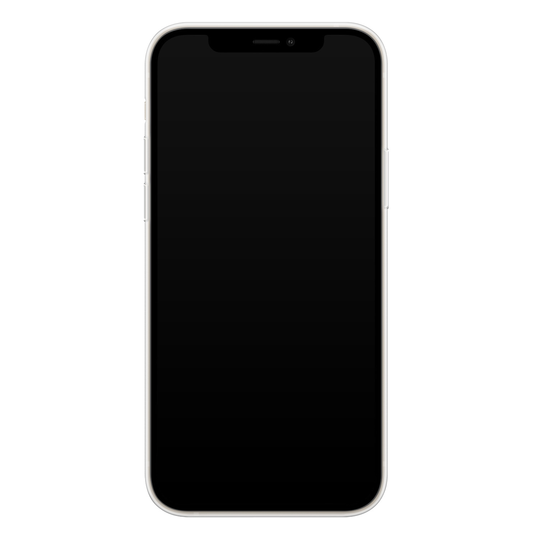 iPhone 12 siliconen hoesje - Wild animal