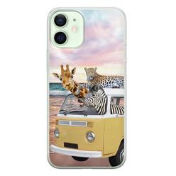 iPhone 12 mini siliconen hoesje - Wanderlust
