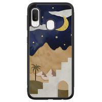 Samsung Galaxy A20e hoesje - Desert night