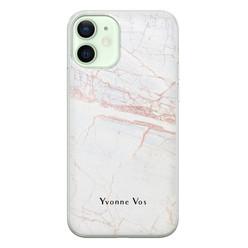 Leuke Telefoonhoesjes iPhone 12 siliconen hoesje ontwerpen - Stone