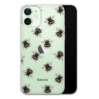 Leuke Telefoonhoesjes iPhone 12 siliconen hoesje ontwerpen - Happy bees